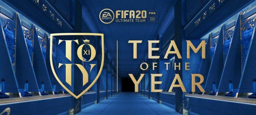 FIFA20 – TOTY
