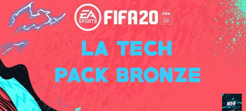Achat Revente – La Tech PackBronze