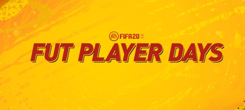 FIFA20 – FUT PLAYER DAYS