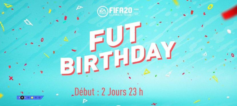 FIFA20 – FUTBIRTHDAY