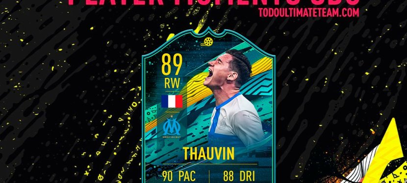 FIFA 20 – SOLUTION SBC THAUVIN MOMENTS