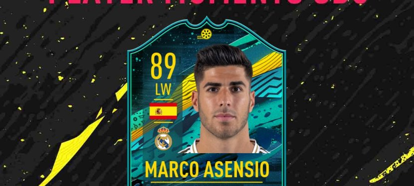 FIFA 20 – SOLUTION SBC MARCO ASENSIO MOMENTS