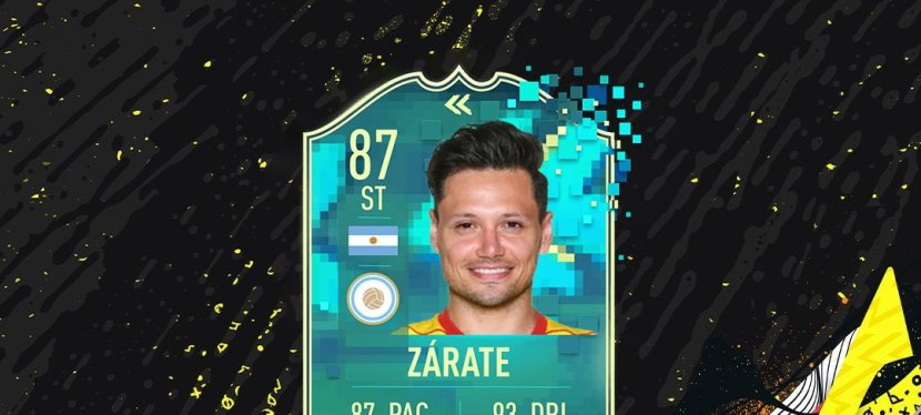 FIFA 20 – SOLUTION DCE MAURO ZARATE FLASHBACK