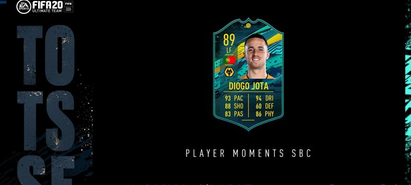 FIFA 20 – SOLUTION DCE DIOGO JOTAMOMENTS