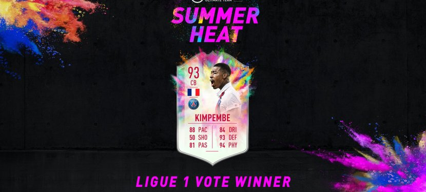 FIFA 20 – SOLUTION SBC PRESNEL KIMPEMBE SUMMER HEAT