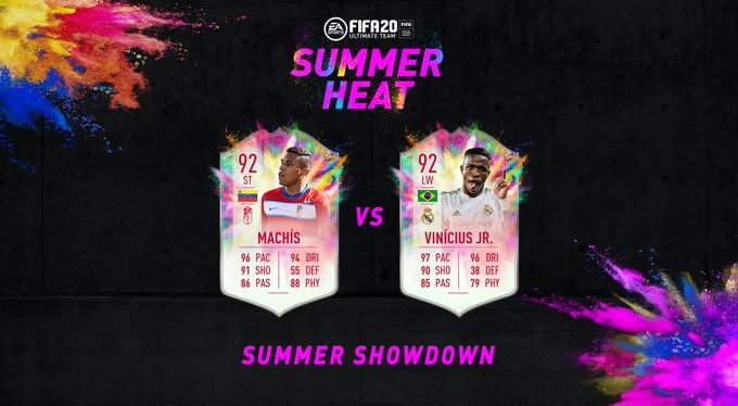 FIFA 20 – SOLUTION SBC MACHIS SUMMER HEAT