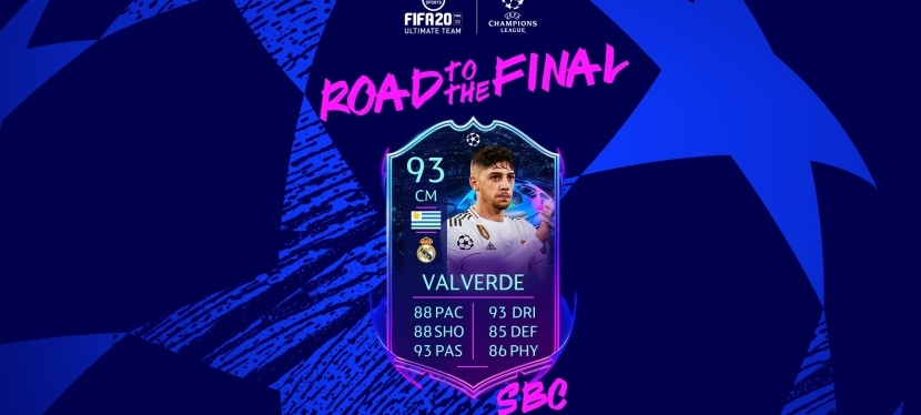 FIFA 20 –  VALVERDE CHAMPION'S LEAGUE EN ROUTE POUR LA FINALE