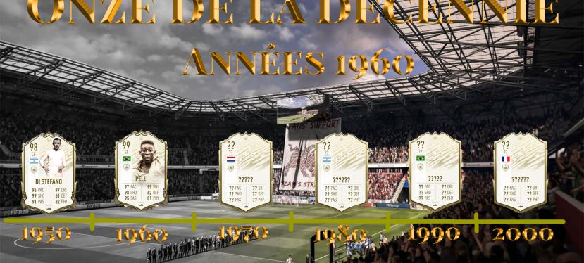 FIFA – Onze de la décennie : Années1960