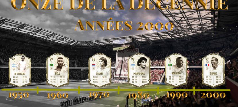 FIFA – Onze de la décennie : Années2000