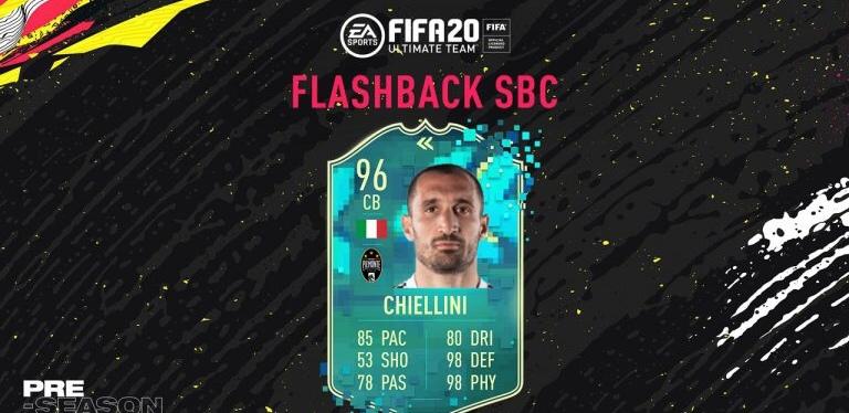 FIFA 20 – DCE GIORGIO CHIELLINIFLASHBACK